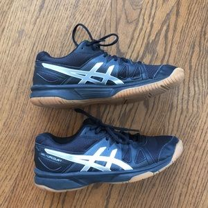 ASICS gel upcourt volleyball shoes SZ 7